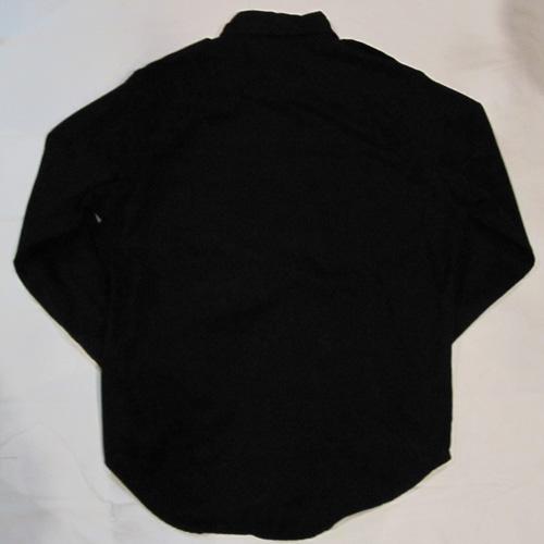 ロングスリーブワークボタンシャツ - 1