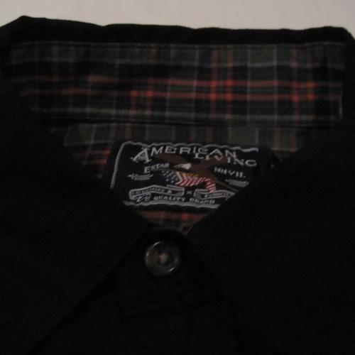 ロングスリーブワークボタンシャツ - 2