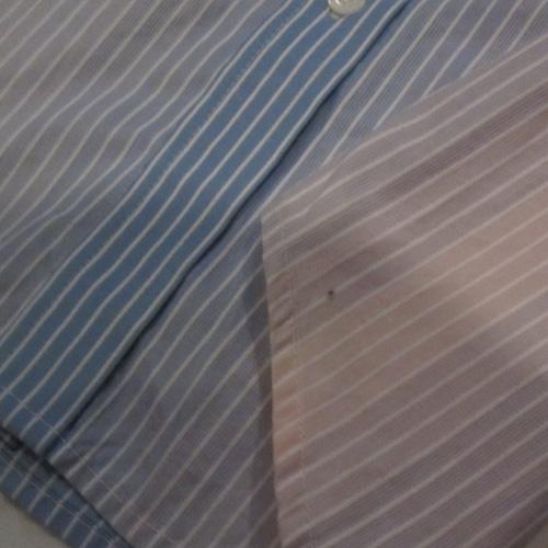 グラデェーションストライプボタンシャツ - 4