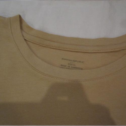 フロントロゴプリントロングスリーブTシャツ - 1