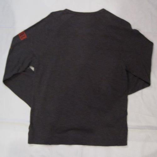 ラグランビンテージロングスリーブTシャツ - 1