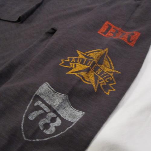 ラグランビンテージロングスリーブTシャツ - 3