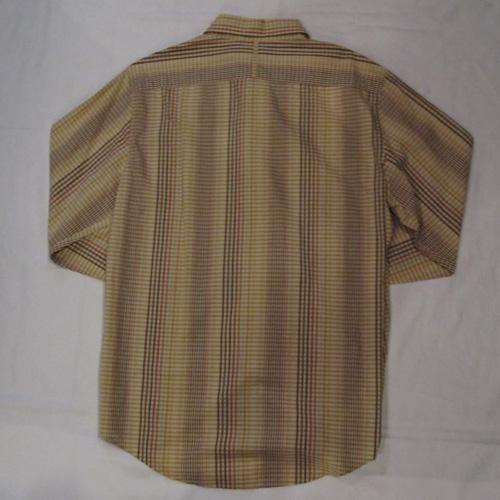 スプリングギンガムチェックボタンシャツ - 1