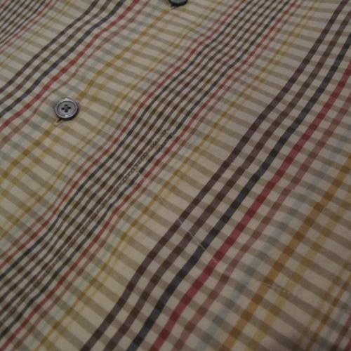 スプリングギンガムチェックボタンシャツ - 3