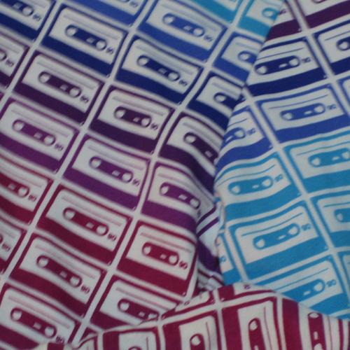 カセットテープモノクラム柄パーカー - 2