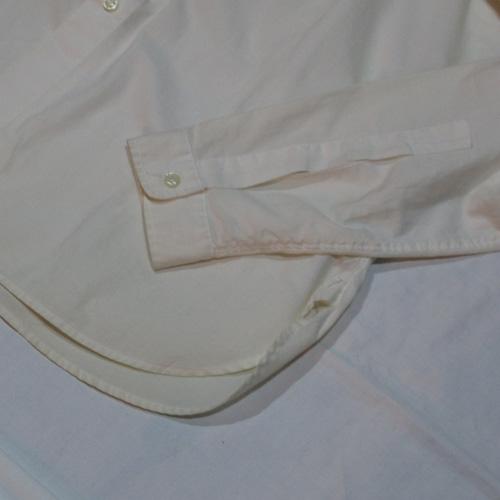 丸首グランパロングスリーブシャツ - 3