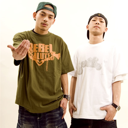 HI-KING / Rhyme Viking - 2