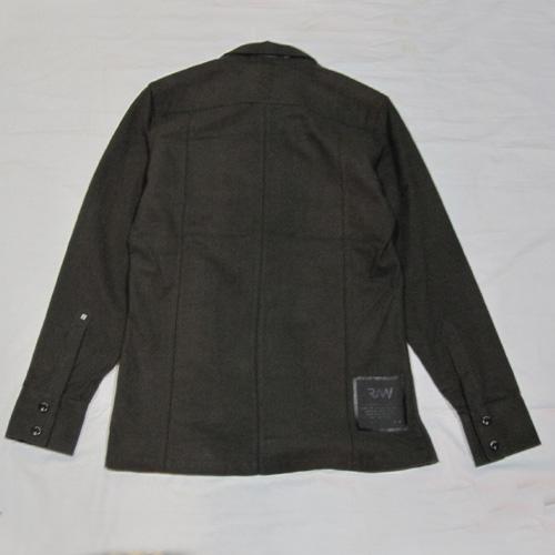 ミリタリーワークジャケット - 1
