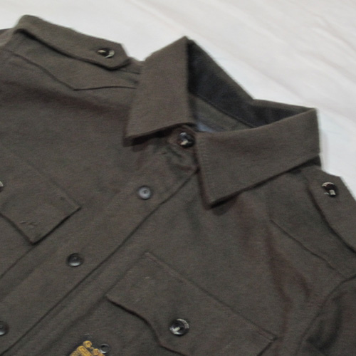 ミリタリーワークジャケット - 2