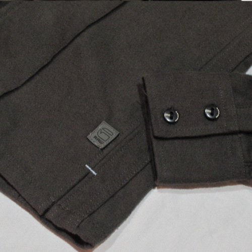 ミリタリーワークジャケット - 4