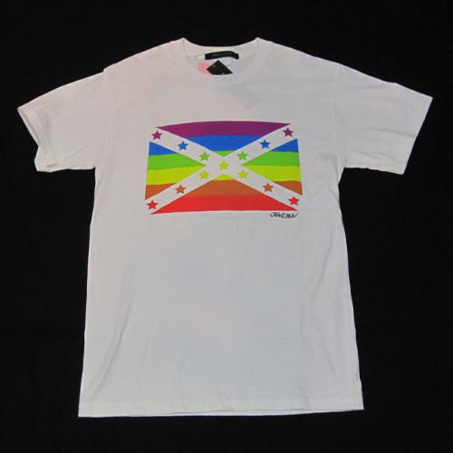 フロントプリント半袖Tシャツ
