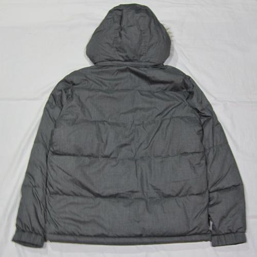 ジップアップファー付き中綿ジャケット - 1