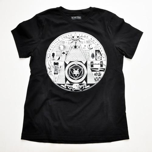ZOO YORK / ズーヨーク イルミナティ NYC Tシャツ #2