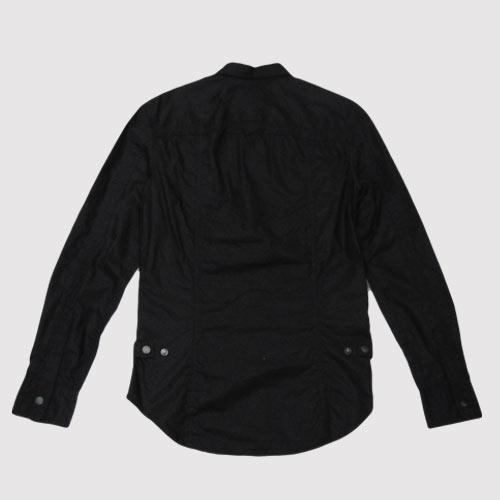 ミリタリーロングスリーブシャツ - 1
