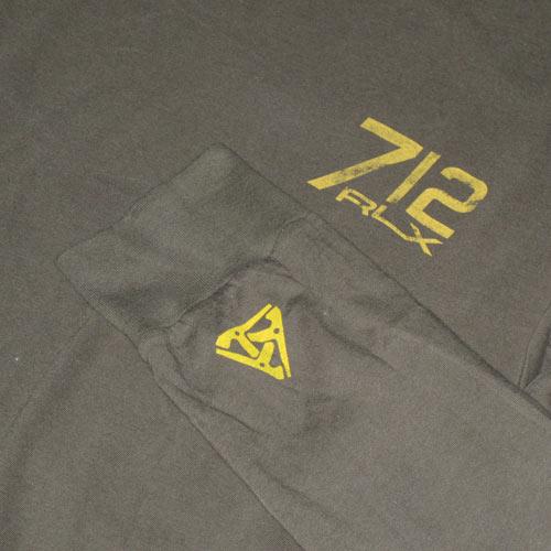 両面プリントロングスリーブTシャツ - 2