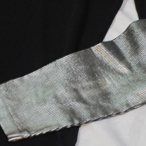 袖口ゴールドサーマルロングTシャツ - 3
