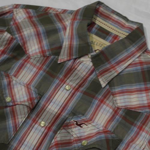 ウエスタンロングスリーブシャツ - 3