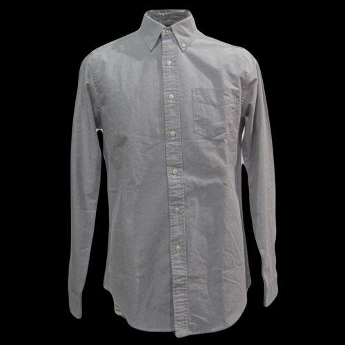 オックスフォードシャンブレーロングスリーブシャツ - 2