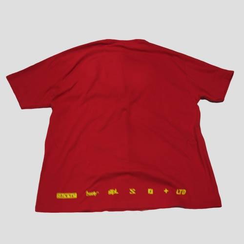 グラデーションプリント半袖Tシャツ - 1