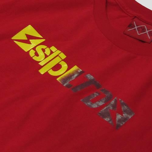 グラデーションプリント半袖Tシャツ-3