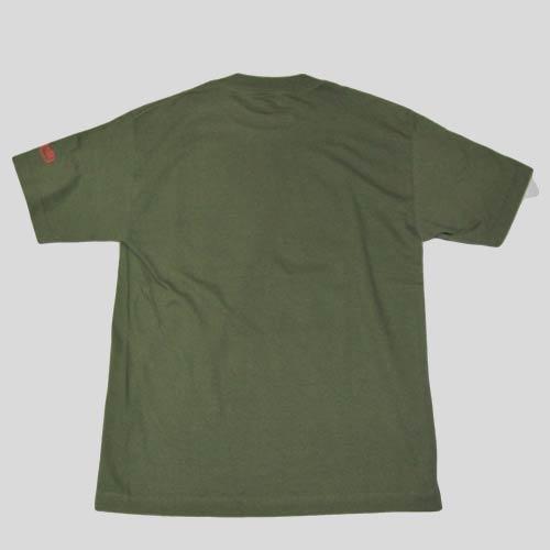 フロントプリント半袖Tシャツ-2