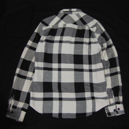 ロングスリーブボタンシャツ - 1