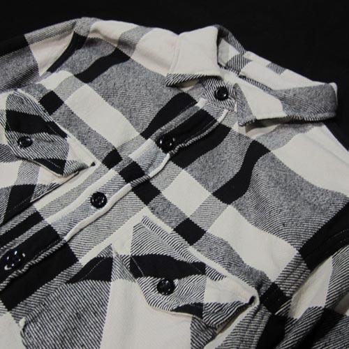 ロングスリーブボタンシャツ - 2
