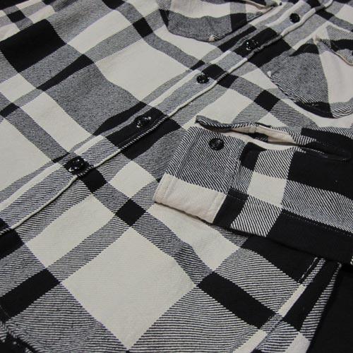 ロングスリーブボタンシャツ - 3