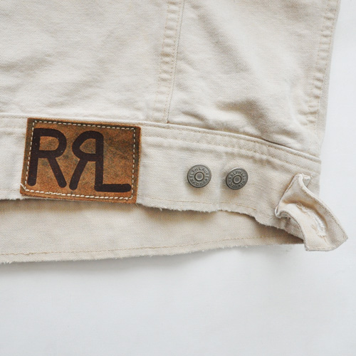 RRL/ダブルアールエル トラッカーワークジャケット DEAD STOCK-5