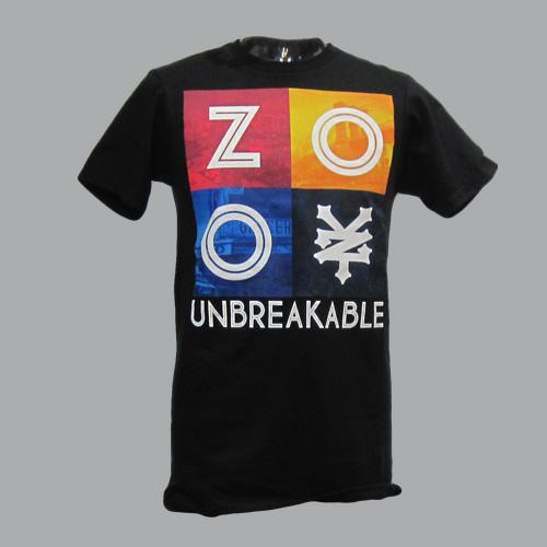 フロントプリント半袖Tシャツ - 2