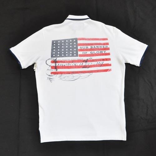 半袖ポロシャツ-2