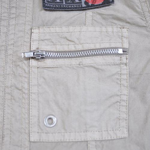 ミリタリー半袖ボタンシャツ - 3
