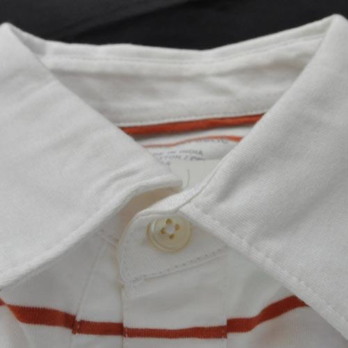 半袖ボタンシャツ-2
