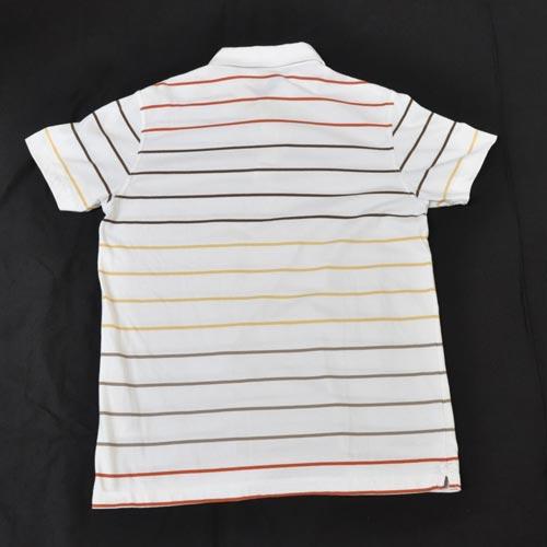 半袖ボタンシャツ-3
