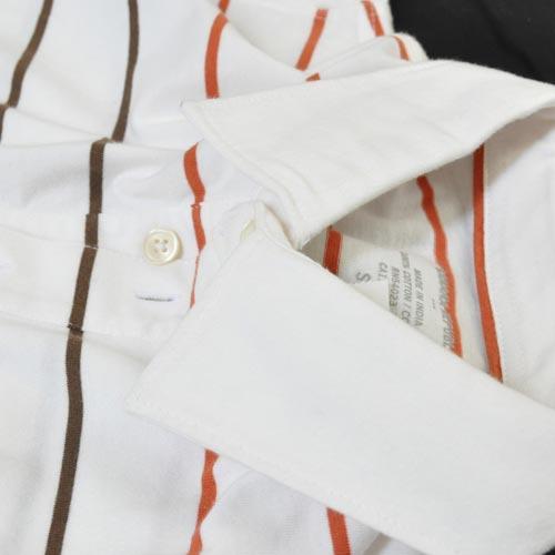 半袖ボタンシャツ-4