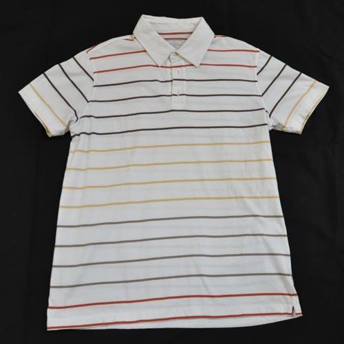 半袖ボタンシャツ