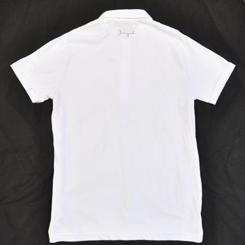 デジタルドット半袖ポロシャツ - 1