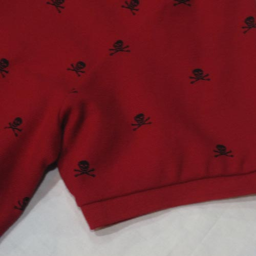 半袖ポロシャツ-5