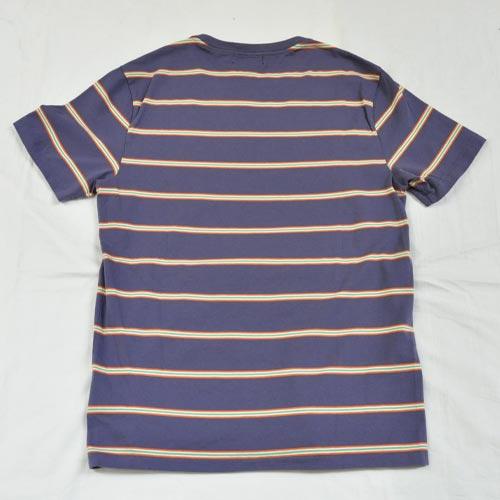 半袖ボーダーTシャツ - 1