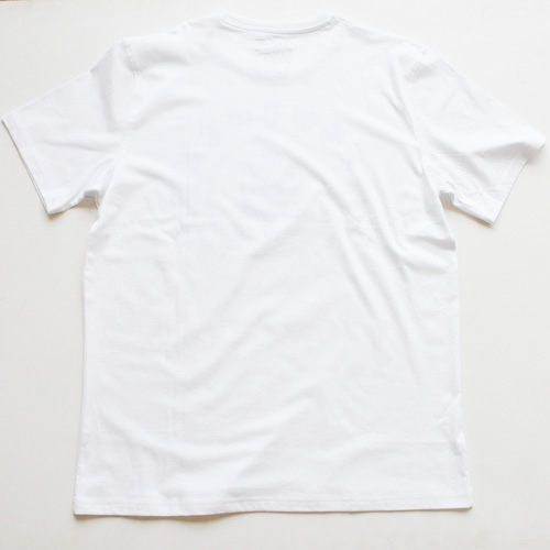 ZOO YORK/ズーヨーク オールドイングリッシュフォントTシャツ BIG SIZE - 1