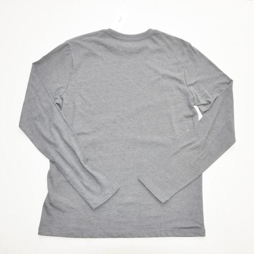 DKNY / ダナキャラン フロントプリント L/Sシャツ - 1