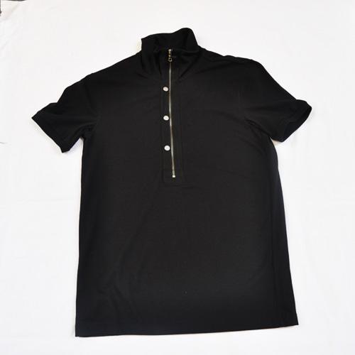 フォーマル半袖ポロシャツ