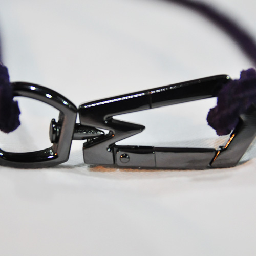 ダブルラップ レザーブレスレット - 2