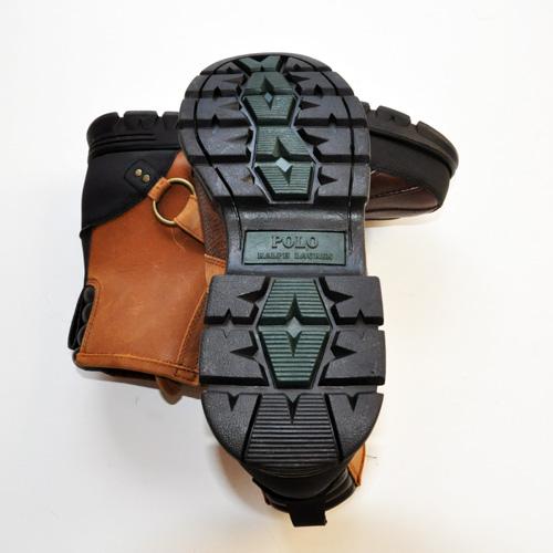 RALPH LAUREN/ラルフローレン  ミリタリーブーツ Leather-7