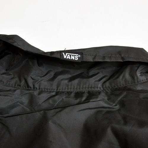 VANS/バンズ 裏地フリースコーチジャケット BIG SIZE-4