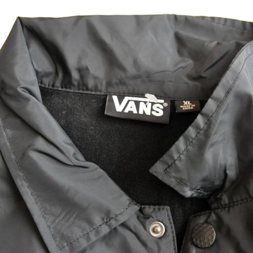 VANS/バンズ 裏地フリースコーチジャケット BIG SIZE-5