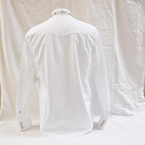 ウエスタン風長袖シャツ - 3