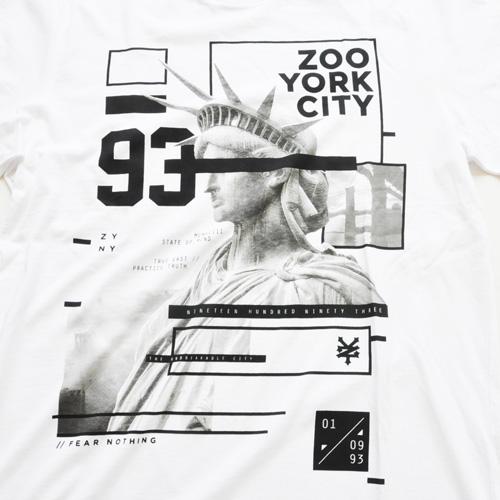 ZOO YORK / ズーヨーク ZOO YORK CITY Tシャツ-3