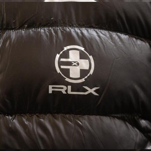 RLX (アールエルエックス)ダウンJKT ブラック-5