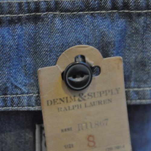 DENIM&SUPPLY (デニム&サプライ) パッチワークデニムシャツ - 4